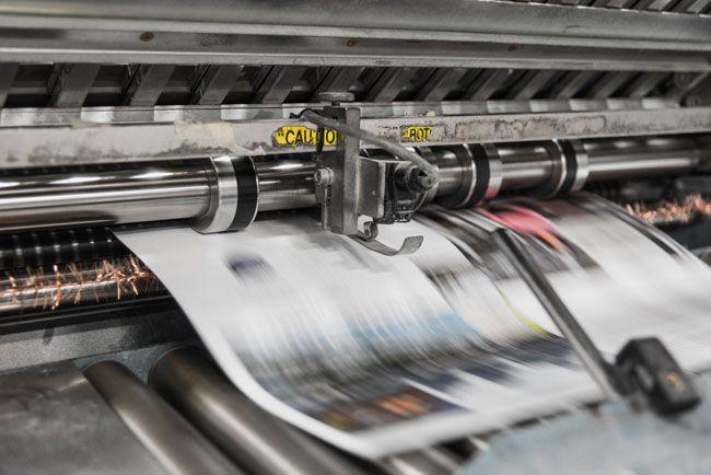 Evolución y Revolución del mundo de la impresión